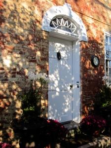 South County doorway