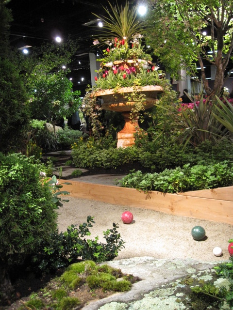 13. Beautiful bocce,