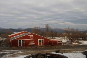 Nice barn.