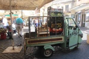Campo di Fiore market